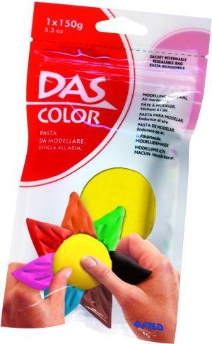 Πηλός Χρωματιστός Das 150gr (385200)
