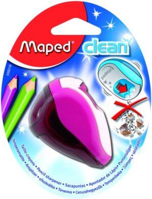 Maped Ξύστρα Clean-2 Τρύπες (030210)