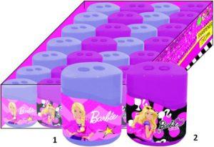 Barbie Ξύστρα-2 Σχέδια (349-50633)