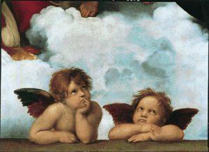 Clementoni Παζλ 1000 Museum Raffaello:Madonna Sistina (1260-31437)