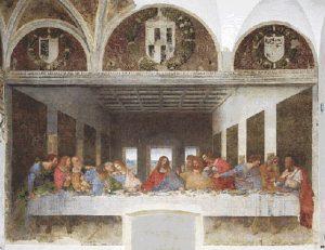 Clementoni Παζλ 1000 Museum Leonardo-Μυστικός Δείπνος (1260-31447)
