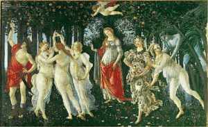 Clementoni Παζλ 1000 Museum Mποτιτσέλι-Άνοιξη (1260-31429)