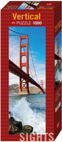 HEYE Παζλ 1000 Golden Gate Bridge