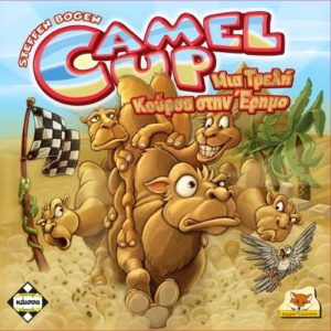 Kaissa Επιτραπέζιο Camel Up (KA111748)