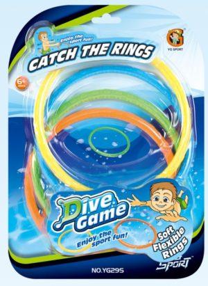 BW Catch The Rings-Παιχνίδι Θαλάσσης (YG29S)