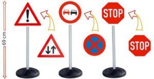 Big Σήματα Οδικής Κυκλοφορίας (800001195)