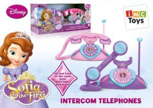 Imc Sofia The First Intercom Telephone (205031)