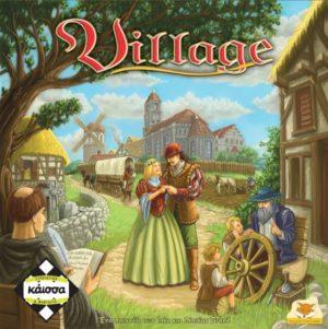 Kaissa Επιτραπέζιο Village-Ο Κύκλος Της Ζωής (111298)