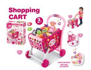 BW Kids Shopping Καρότσι Super Market (008/902)