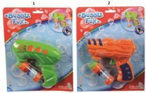 Simba Bubble Gun B/O-2 Σχέδια (7288214)