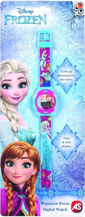 Frozen Ρολόι Digital (1027-64131)