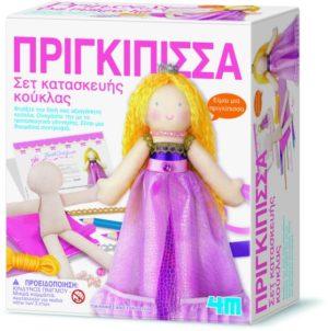 4M Κούκλα Πριγκίπισσα-Κατασκευή (2746/4M0076)