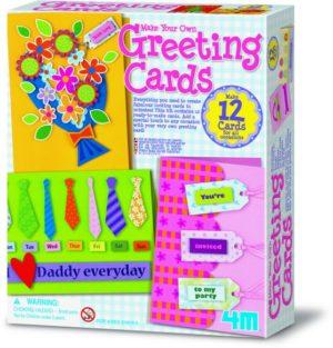 4M Ευχετήριες Κάρτες-Κατασκευή (4559/4M0108)