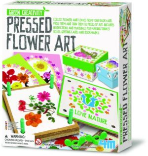4M Green Creativity-Κατασκευή Πρέσα Λουλουδιών (04567/4M0179)