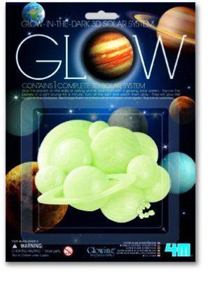 4M Glow 3D Ηλιακό Σύστημα (5423/4M0116)
