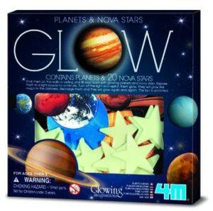 4M Glow Πλανήτες/Nova Stars (5635/4M0065)