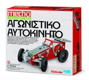 4M Μηχανοκίνητο Αγωνιστικό Αυτοκίνητο-Κατασκευή (03404/4M0366)