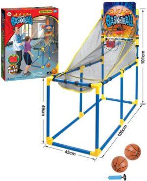 BW AJ Basketball Set Με Βάση & Ήχους (AJ3101BK)