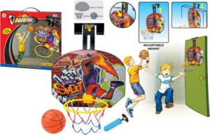 BW AJ Basketball Playset (AJ3110-2BK)