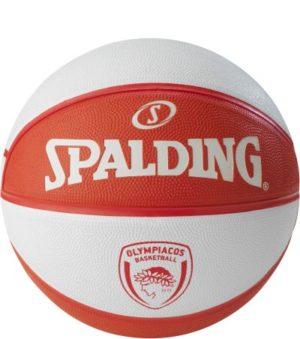 Spalding Μπάλα Μπάσκετ Ολυμπιακός (83-032Ζ1)