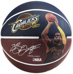 Spalding Μπάλα Μπάσκετ Lebron James S7 (83-349Z1)