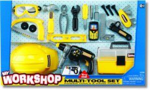 Keenway Εργαλεία Multi Tool Σετ (12760)