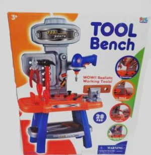 BW Πάγκος Εργαλείων Stool Bench 28Τμχ (16701A)
