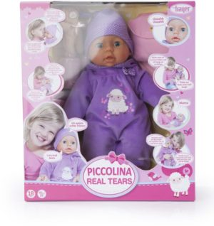 Bayer Μωρό 46cm Piccolina Real Tears (94697)