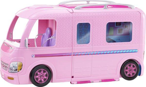 Barbie Τροχόσπιτο (FBR34)
