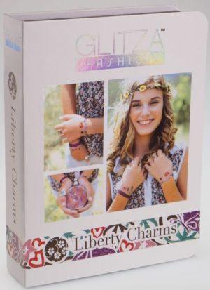 Glitza Fashion Tattoo Liberty Charms Deluxe Giftbox (7823)