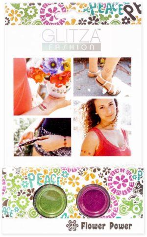Glitza Fashion Tattoo Flower Power Starter Kit (7831)