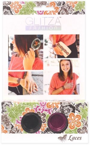 Glitza Fashion Tattoo Laces Starter Kit (7833)