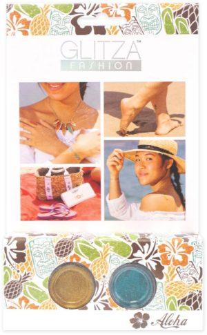 Glitza Fashion Tattoo Aloha Starter Kit (7835)
