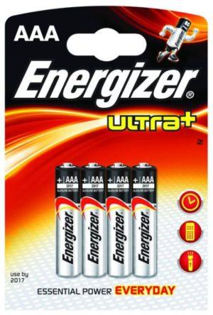 Energizer 4xAAA (4