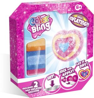 Color Bling Hearts Set (882)