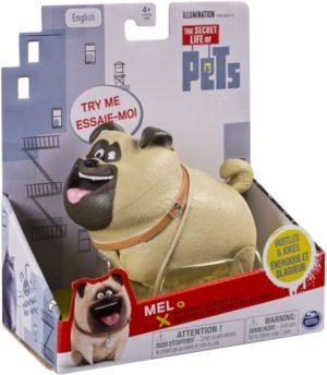 The Secret Life Of Pets Ζωάκι Με Κίνηση & Ήχο-4 Σχέδια (72802)