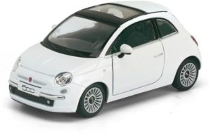 KIN Fiat 500 2007 1:28-3 Χρώματα (KT5345W)