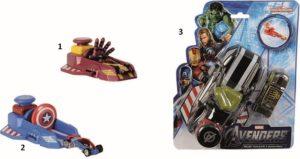 Avengers Smash Booster-3 Σχέδια (213089705)