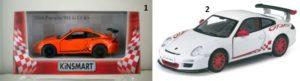 KIN Porsche 911 GT3 RS 1:36-2 Σχέδια (KT5352W)