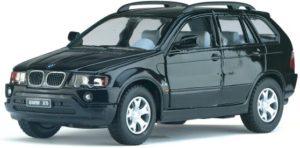 KIN BMW X5 1:36-4 Σχέδια (KT5020W)