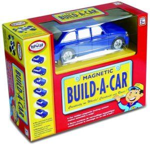 Build A Car Μαγνητική Κατασκευή Αυτοκίνητο (60101)