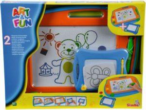Simba Art & Fun Πινακάκι Twin Pack (6332216)