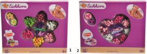 Eichhorn Ξύλινες Χάντρες-2 Σχέδια (0003423)