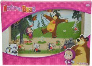 Eichhorn Masha & The Bear Παζλ Pin 11Τμχ (109304083)