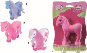 Simba My Sweet Pony-Basic Set-4 Σχέδια (5943704)
