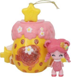 Glimmies Rainbow Friends Σπιτάκι & Κούκλα-6 Σχέδια (GLN04000)