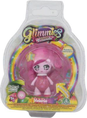 Glimmies Rainbow Friends Κούκλα-12 Σχέδια (GLN00210)