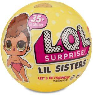 L.O.L Surprise Μικρές Αδελφούλες S3-1 Τμχ (LLU021000)