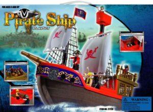 KJ Πειρατικό Καράβι (2772A)