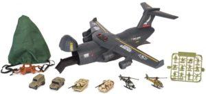 CM Micro Soldier-Αεροπλάνο Skyhawk Playset (524050)